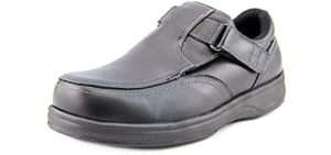 Orthofeet Men's Carnegie - Shoe for a Foot Drop