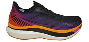 Saucony Men's Endorphin Pro - Carbon Plate Running Shoe