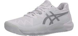 Asics Men's Gel Resolution 8 - Supination Running Shoes