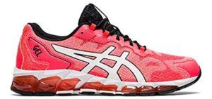 Asics Women's Gel Quantum 360 6 - Plantar Fasciitis Walking Shoe
