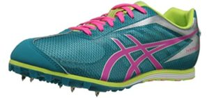 Asics Women's Hyper LD 5 Track - Spiked Shoes for Sprinting