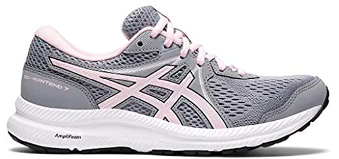 Asics Women's Gel Contend 7 - Wide Width Running Shoe