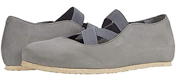 Birkenstock Women's Santa Ana - Flat Walking Sandals