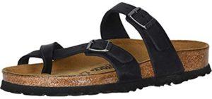 Birkenstock Men's Mayari - Cork Footbed Sandal for Sweaty Feet