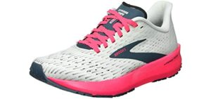 Brooks Women's Hyperion Tempo - Shoe for Sprinting