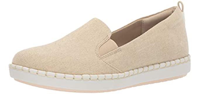 Clarks Women's Step Glow - Teacher's Loafers