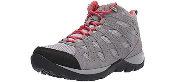 Columbia Women's Redmond - Comfortable Outdoor Ankle Boots