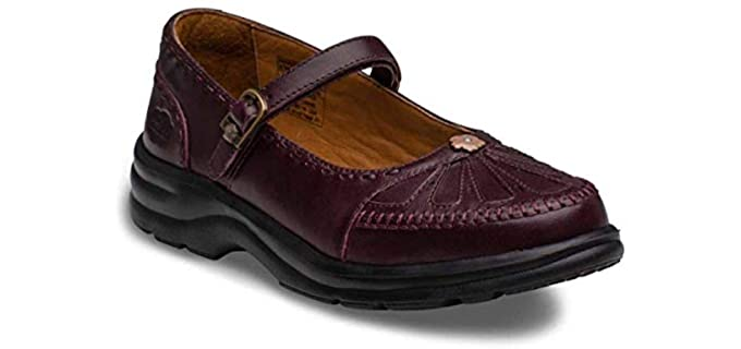 Dr. Comfort Women's Paradise - Extra Depth Shoes for Orthotics