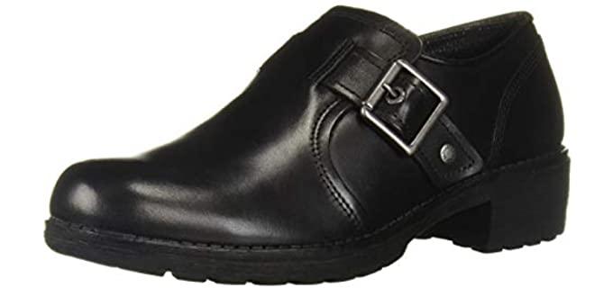 Eastland Women's Open Road - Leather Monk Shoe