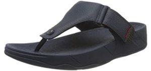 FitFlop Women's Heels - Orthopedic Comfort Flip Flops
