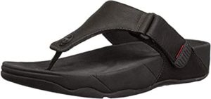 FitFlop Men's Trakk - Shock Absorbing Comfort Flip Flop