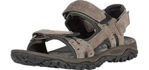 Merrell Men's Moab Drift - Vibram Soled Sandals