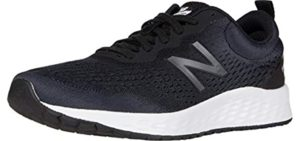 New Balance Men's Fresh Foam Arishi V2 - Cushioned Shoes for Standing All day