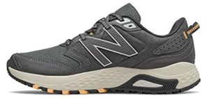 New Balance Men's MT410V7 - Trail Running and Walking Shoes Bunions