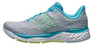New Balance Women's 880V11 - Hypoknit Upper Sneaker