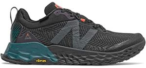 New Balance Men's Fresh Foam Hierro V6 - Trail Shoe for Knee Pain