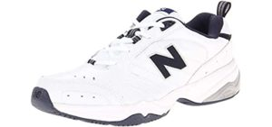 New Balance Men's 624V2 - Training Sneaker Nurses Shoe
