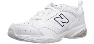 New Balance Women's 624V2 - Comfortable Shoe for Nurses