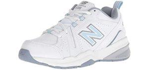 New Balance Women's 608V7 - Shoe for Knee Pain