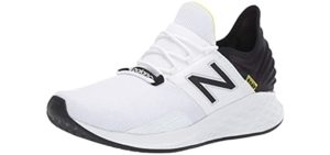 New Balance Men's Fresh Foam Roav V1 - Knee Pain Shoe