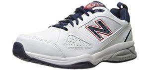 New Balance Men's MX623V3 - Overpronation Crossfit Training Shoe