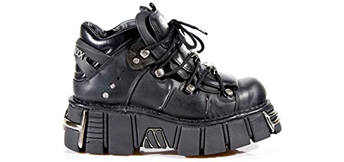 New Rock Women's 106 S1 - Gothic Shoes