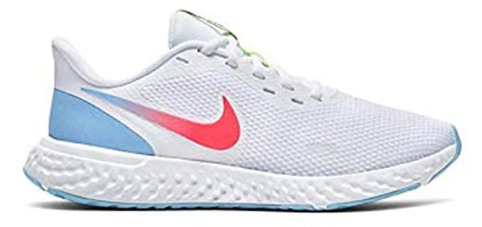 Nike Women's Revolution 5 - Shoes for Nurses