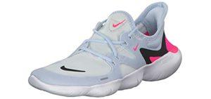 Nike Women's Free RN 5.0 - Running Shoe for Elliptical