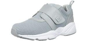 Propet Men's Stability - Slip On Walking Shoe for Arthritis