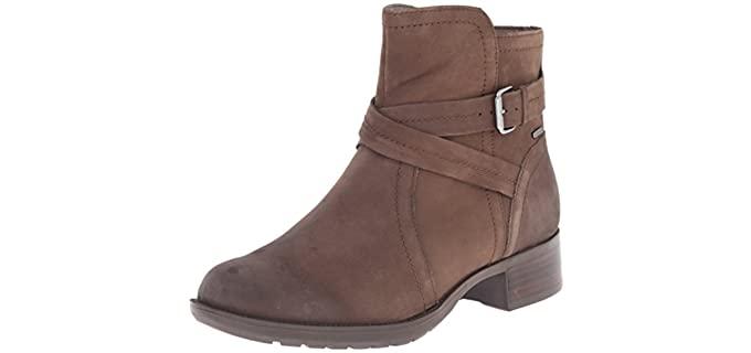 Cobb Hill Women's Caroline - Waterproof Boots for Teachers