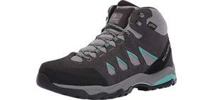 Scarpa Women's Moraine GTX - Vibram Sole Hiking Shoes