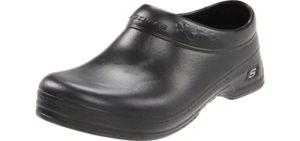 Skechers Women's Clog - Skechers Slip Resistant Restaurant Shoe