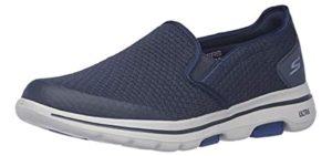 Skechers Men's Aprize Go Walk 5 - Slip On Shoes for Arthritic Feet