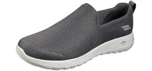 Skechers Men's Go Max - Sweat Free Casual Shoes