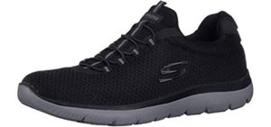 Skechers Men's Summits - Wide Width Arthritis Shoes