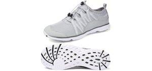 Belilent Women's Water Sports - Minimalist Water Shoes for Snorkeling