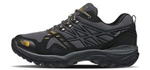 The North Face Men's Hedgehog Fast Pack - hiking Shoe with Vibram Soles