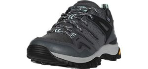 The North Face Women's Hedgehog Fast Pack 2 - hiking Shoe with Vibram Soles