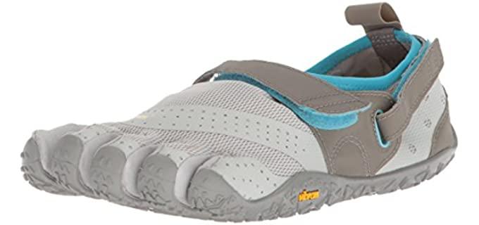 Vibram Women's V-Aqua - High Grip Water Shoes for Snorkeling
