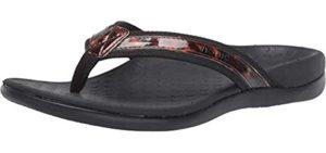 Vionic Women's Tide - Flip Flop With Orthaheel Technology