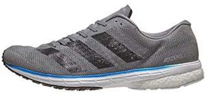 Adidas Men's Adios 5 - Casual Running Shoe for Narrow Feet