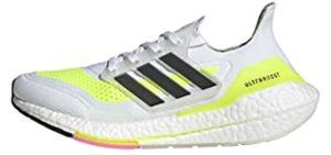 Adidas Women's Ultraboost 21 - Adidas Narrow Running Shoes