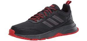Adidas Men's Rockadia Trail 3.0 - Cushioned Hiking Shoe