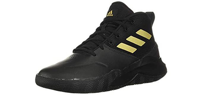 Adidas Men's Own The Game - Basketball Sneakers