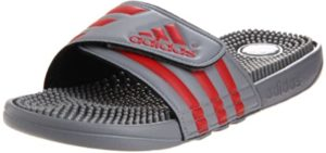 Adidas Men's Adissage - Adidas Sandal for Narrow Feet