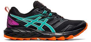 Asics Men's Gel Sonoma 6 - Water Resistant Trail Running Shoe