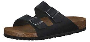 Birkenstock Men's Arizona - Sandal for Metatarsalgia