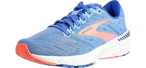 Brooks Women's Ravenna 11 - Flat Feet Walking Shoes