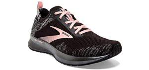 Brooks Women's Levitate 4 - Shoe for Flat Feet