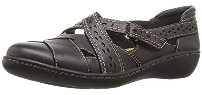 Clarks Women's Ashland - Shoes for Swollen Feet